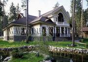 Облицовка фасада натуральным камнем - foto 1