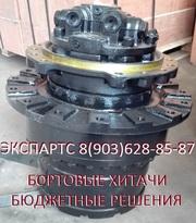Бортовая передача экскаватора редуктор хода ремонт - foto 2