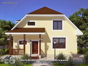 Профессиональные проекты загородных домов и коттеджей - foto 1