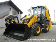Услуги аренды трактора экскаватора-погрузчика JСB 3 CX. - foto 0