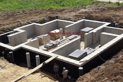 Строительство коттеджа - main