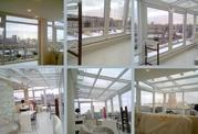 Светопрозрачные конструкции. Зимние сады. Веранды