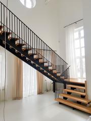 TOP STEPS. Изготовление лестниц по индивидуальным проектам в Москве и МО - foto 0