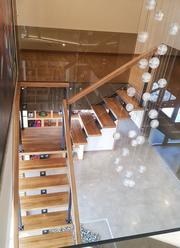 TOP STEPS. Изготовление лестниц по индивидуальным проектам в Москве и МО - foto 2