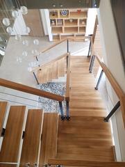 TOP STEPS. Изготовление лестниц по индивидуальным проектам в Москве и МО - foto 3