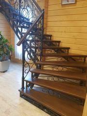 TOP STEPS. Изготовление лестниц по индивидуальным проектам в Москве и МО - foto 5