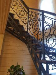 TOP STEPS. Изготовление лестниц по индивидуальным проектам в Москве и МО - foto 6