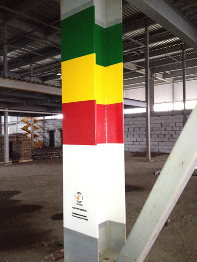 Огнезащита строительных конструкций - main