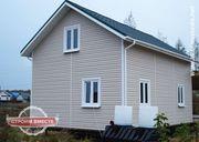 Дома из SIP-панелей. Дом 100 м2 за миллион рублей! - foto 2