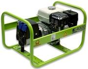 Бензиновая электростанция PRAMAC E4000,  230V,  50Hz