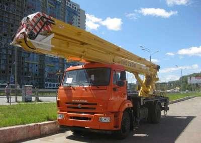 Аренда автовышки 28 метров - main