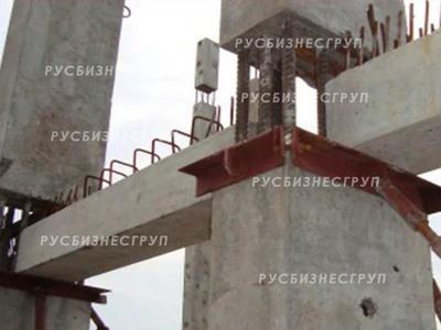 Сборно-монолитное каркасное домостроение (СМКД) - main