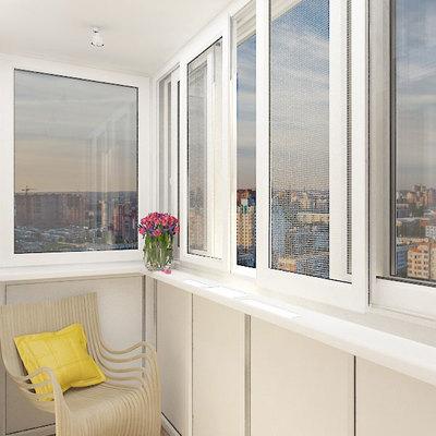 «Окна Века» - остекление окон,  балконов и лоджий - main