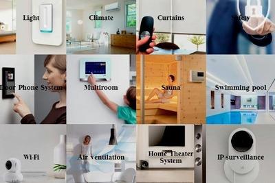 Система умный дом – все для невероятного комфорта у вас в доме. - main