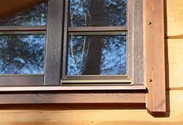 Деревянные окна из сосны - main