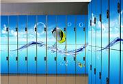 Шкафчики локеры из пластика HPL для раздевалок,  отелей,  бассейнов - foto 1