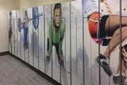 Шкафчики локеры из пластика HPL для раздевалок,  отелей,  бассейнов - foto 2