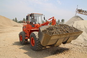 Доставка нерудных материалов песка,  щебня,  пгс,  отсева,  грунта