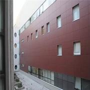 Фасадный защитный пластик HPL для навесных фасадов фасадные панели HPL
