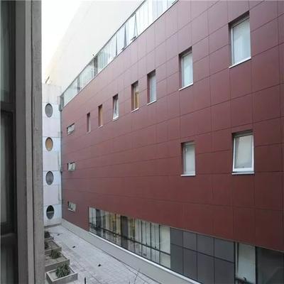 Фасадный защитный пластик HPL для навесных фасадов фасадные панели HPL - main