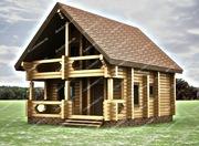 Строительство домов из профилированного бруса от фирмы «DomDomino»