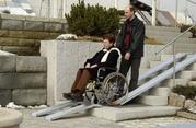 Пандусы Altec для инвалидных колясок