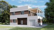 Каталог готовых проектов домов. Индивидуальное проектирование